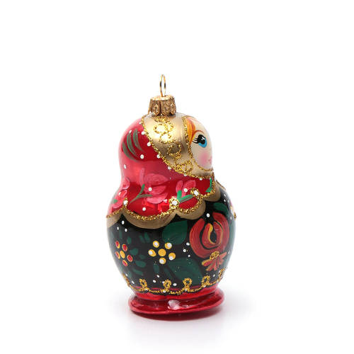 Noel Decorations Russe