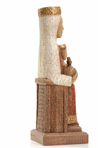 Our Lady Of The Pillar Stone Statue 25 Cm Bethlehem Nuns