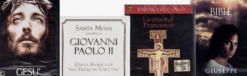 Religious DVDs