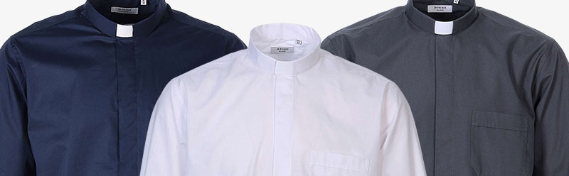 Clergy Shirts and collars