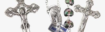 Cloisonné rosaries