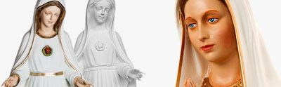 Our Lady of Fatima statues