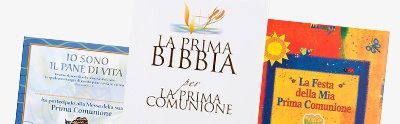 Libri Sacri Prima Comunione