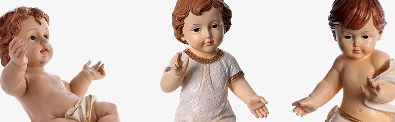 Figury Dzieciątka Jezus