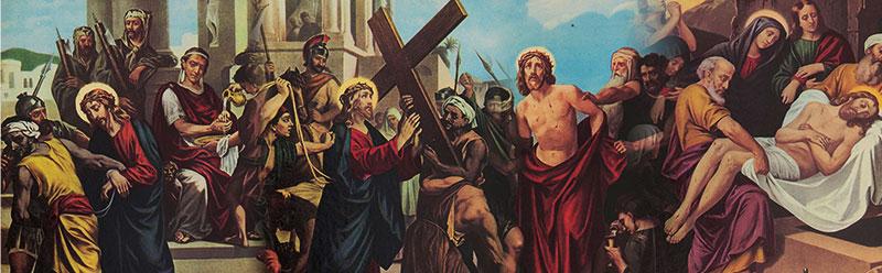 Dorga Krzyżowa i procesja