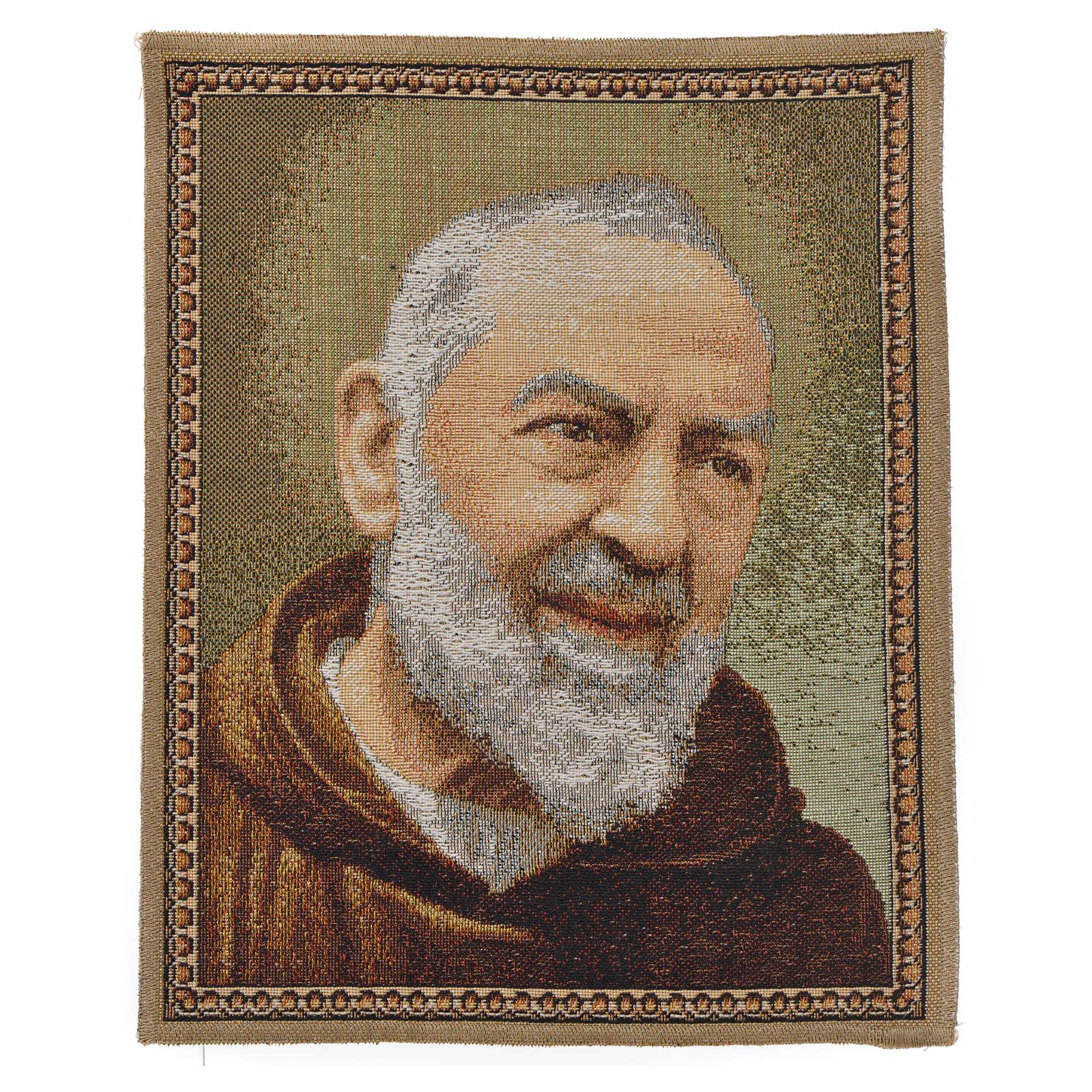 Tapeçaria Padre Pio 3