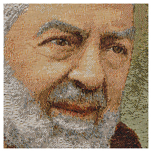 Tapestry Padre Pio 2