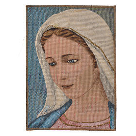 Tapiz con Nuestra Señora de Medjugorje s1