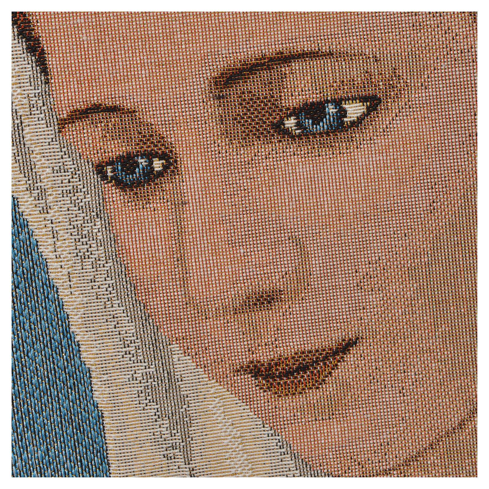 Arazzo Madonna di Medjugorje 3