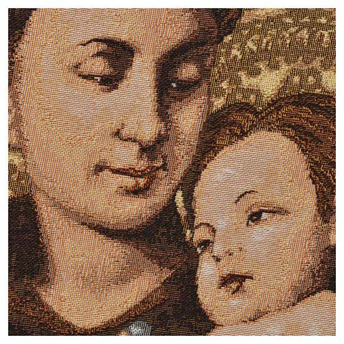 Tapestry Saint Anthony of Padua 50x35cm 2