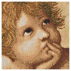 Tapeçaria Anjos de Rafael 50x65 cm s2
