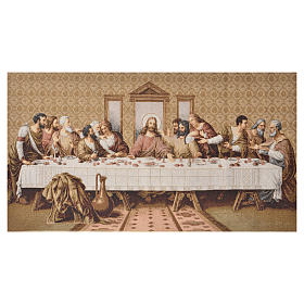 Tapestry Last Supper 72 x 130cm s1