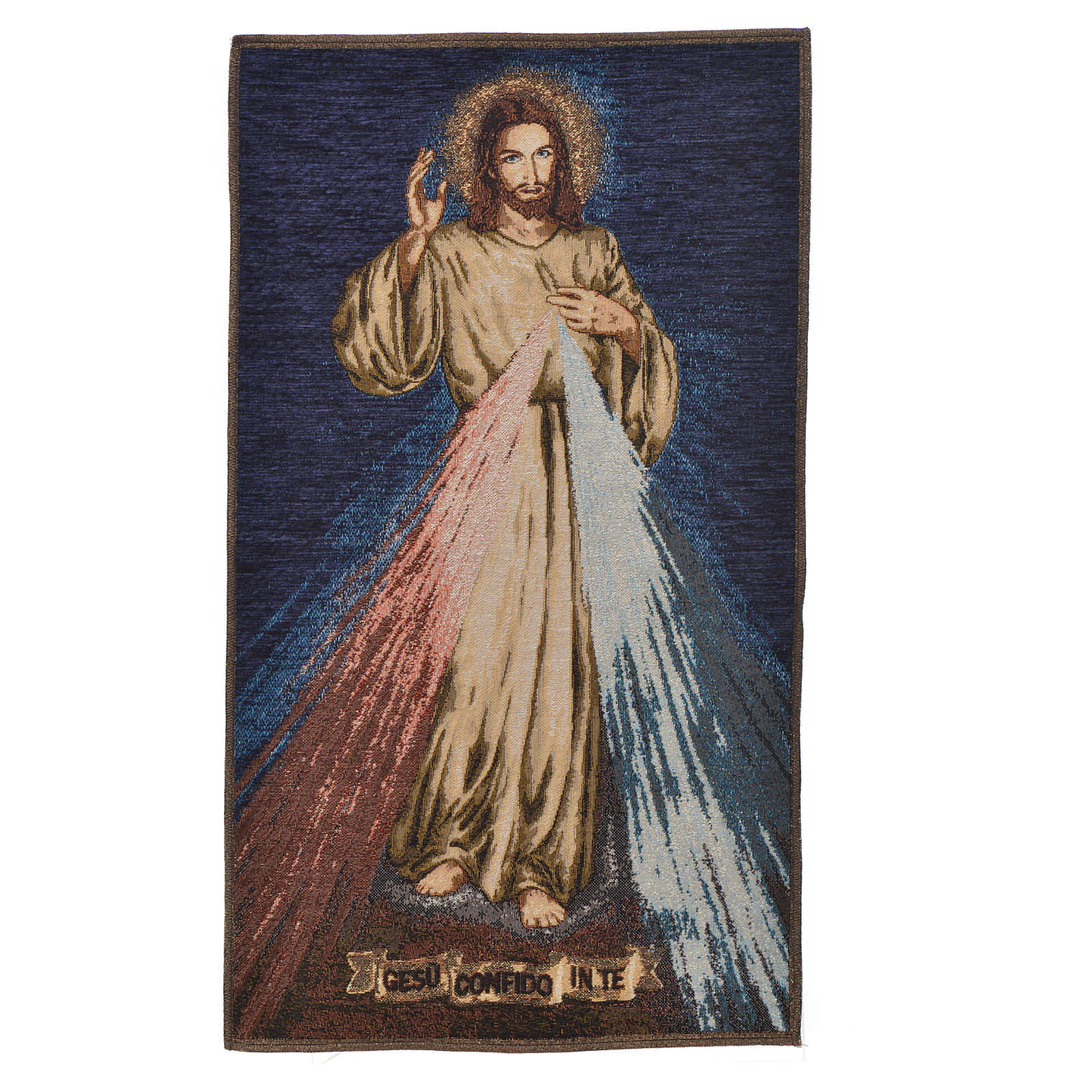 Wandteppich Barmherziger Jesus 3