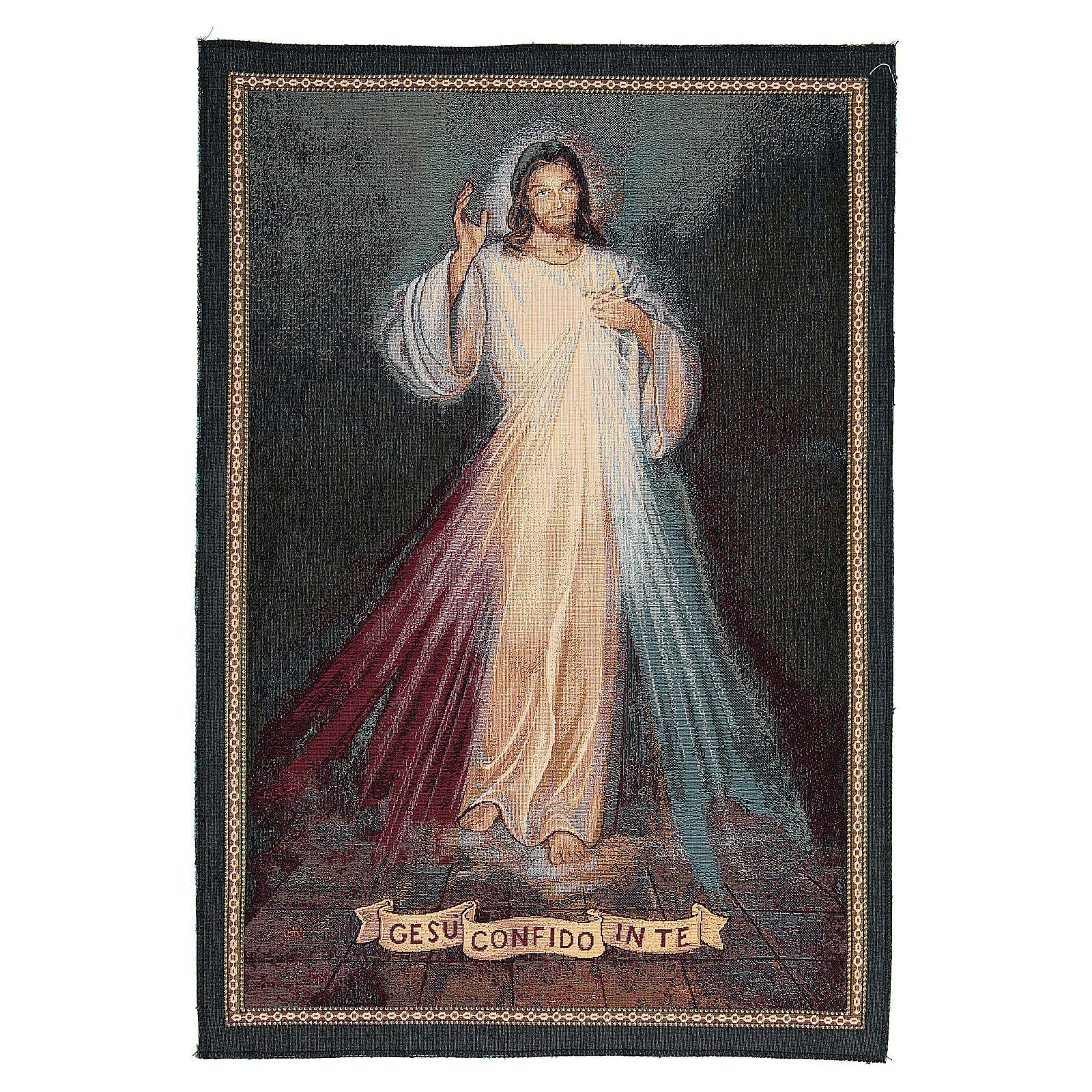 Arazzo Gesù Confido in Te 3