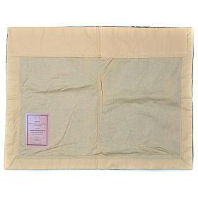 Arazzo Adorazione dei Magi di Gentile da Fabriano 60x80 cm s3