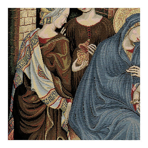 Adoration of the Magi by Gentile da Fabriano Tapestry 60x80cm