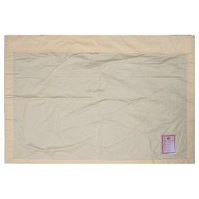 Arazzo ispirato Adorazione di Giotto 95x130 cm s2