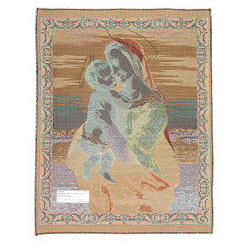 Tempi Madonna by Raphael tapestry 65x50cm s2