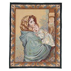 Arazzo Madonna del Ferruzzi 65x50 cm s1