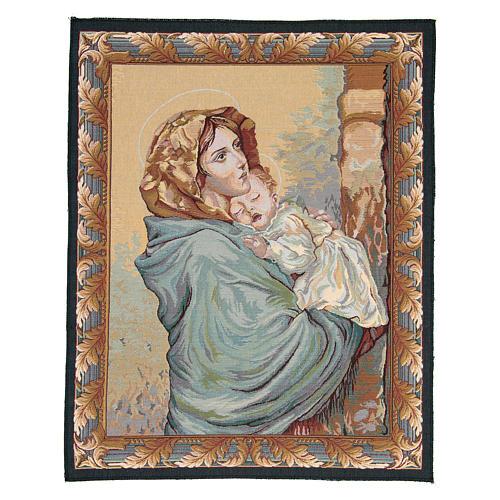 Arazzo Madonna del Ferruzzi 65x50 cm 1