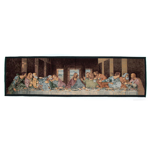 Tapiz Última Cena Leonardo da Vinci 45 x 65 cm 1