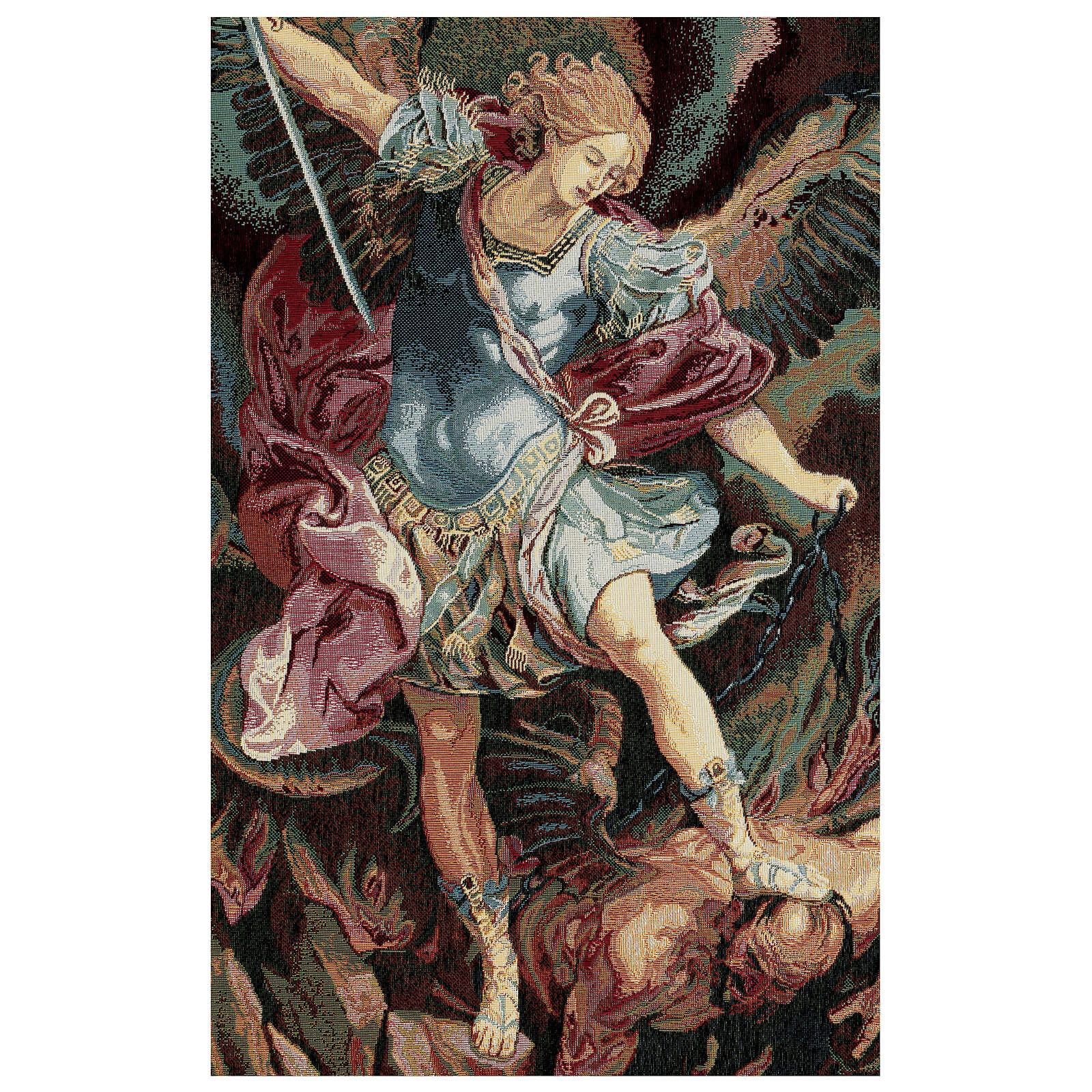 St Michael Archangel by Guido Reni 65x45cm 3