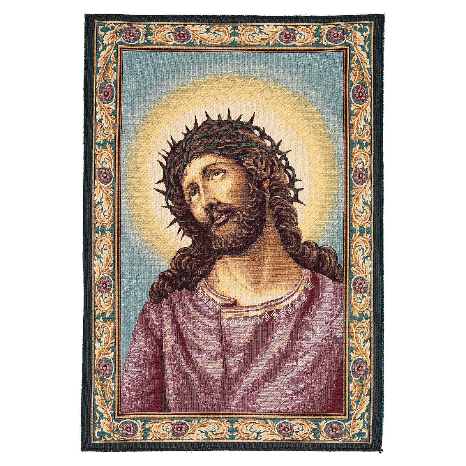 Tapisserie Couronnement d'épines 65x45 cm 3