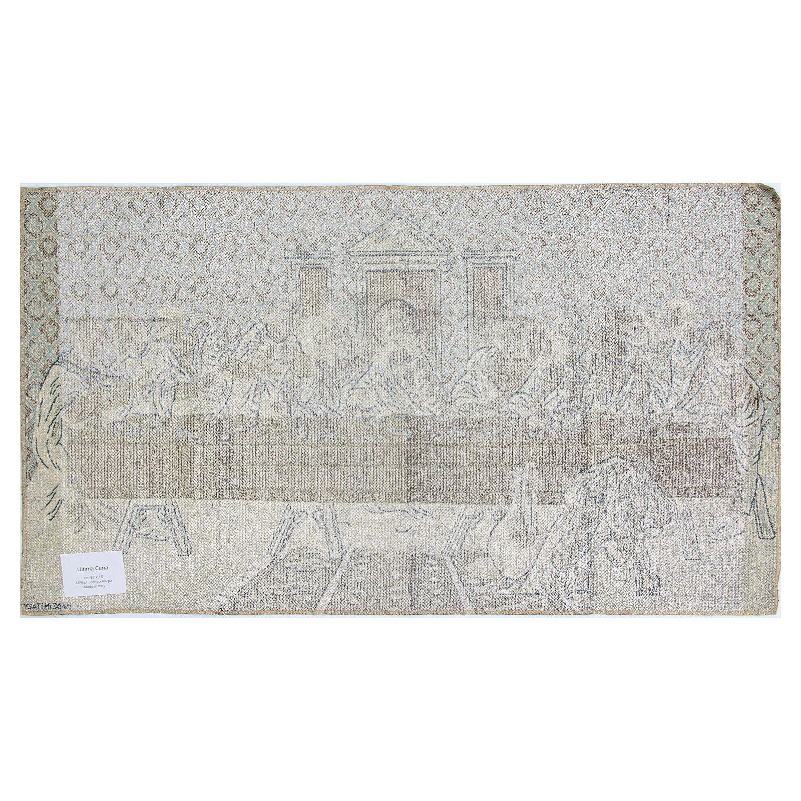 Tapiz Última Cena 45x80 cm 3