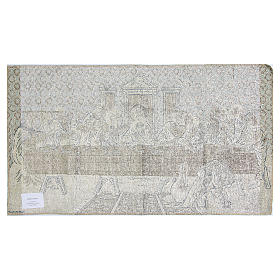 Last Supper tapestry measuring 45x80cm s3