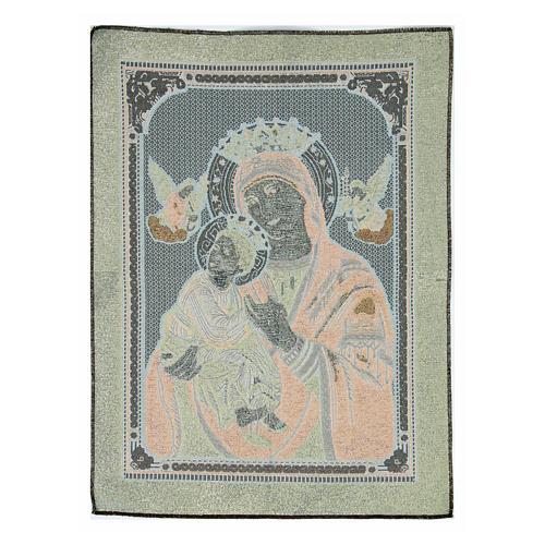 Tapiz Virgen del Perpetuo Socorro 60x45 cm 3