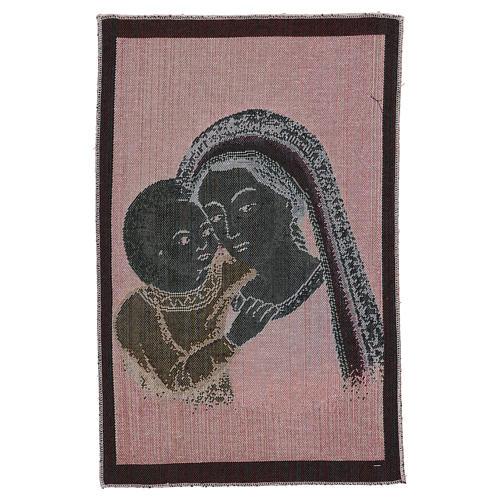 Arazzo Madonna del Buon Consiglio 40x30 cm 3