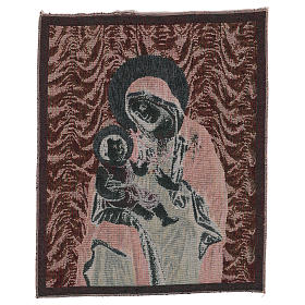 Our Lady of Peace tapestry 50x40 cm s3