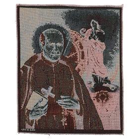 Arazzo San Stanislao di Gesù e Maria 40x30 cm s3