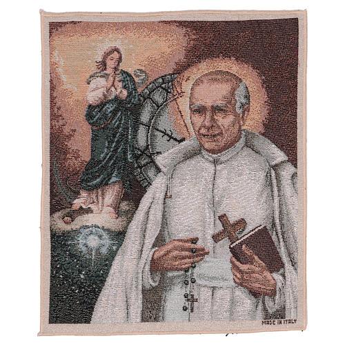 Arazzo San Stanislao di Gesù e Maria 40x30 cm 1