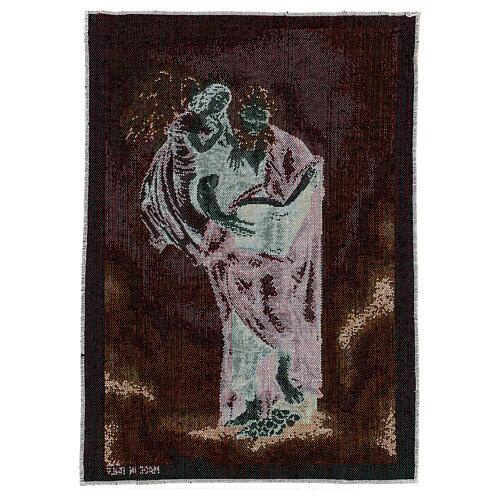 Arazzo San Matteo Apostolo 40x30 cm 3