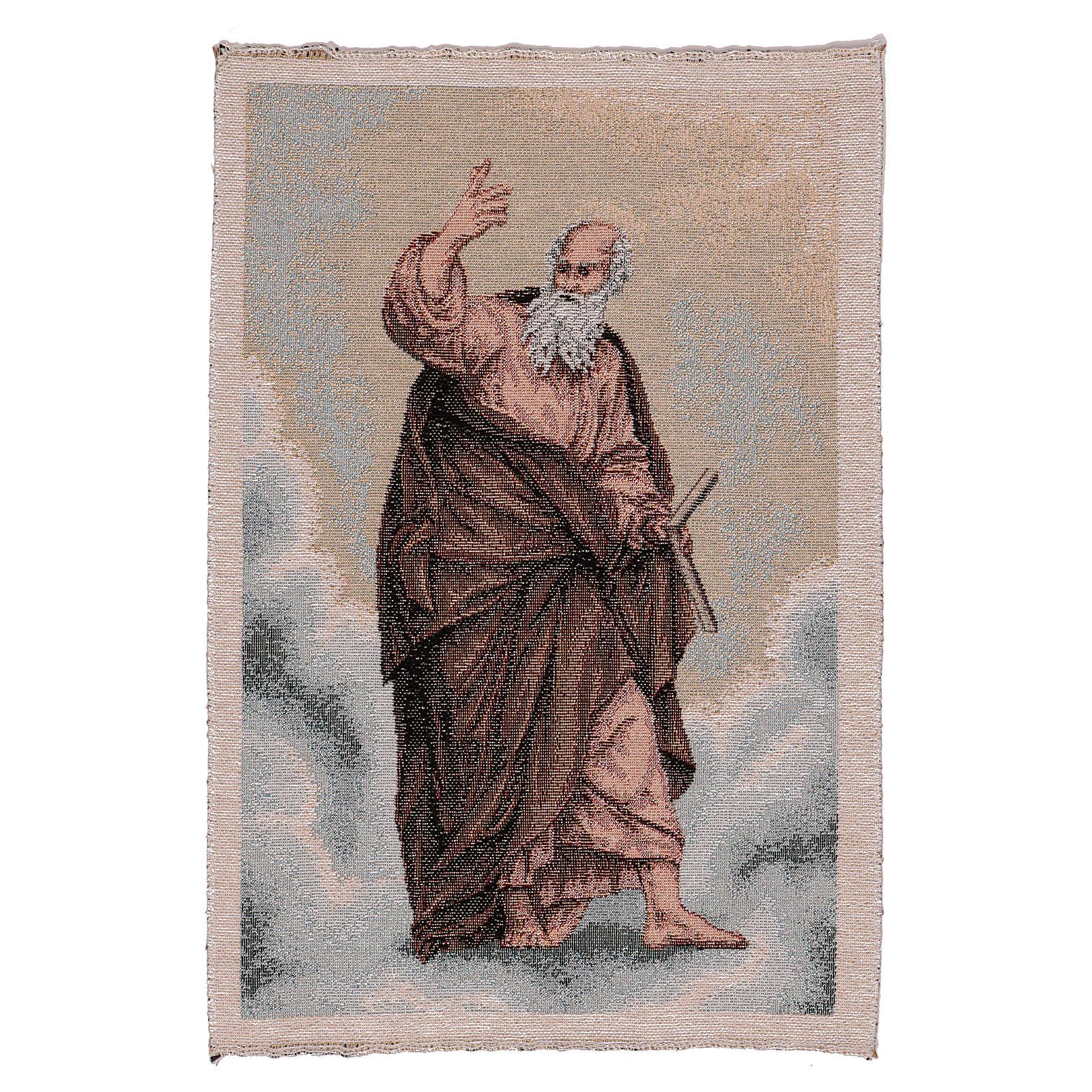 Wandteppich Apostel Thomas 40x30cm 3
