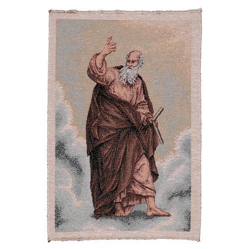 Wandteppich Apostel Thomas 40x30cm 1