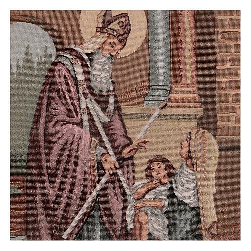 Tapisserie St Blaise 50x30 cm 2