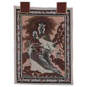 Our Lady of Mount Carmel tapestry 50x40 cm s3