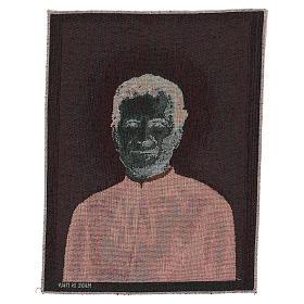 Gobelin Święty Jan Bosco 40x30 cm s3