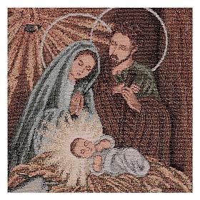 Tapisserie Nativité 50x40 cm s2