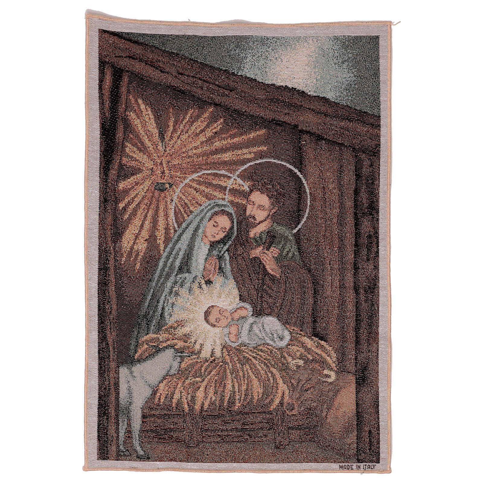 Gobelin Narodziny Jezusa 55x40 cm 3