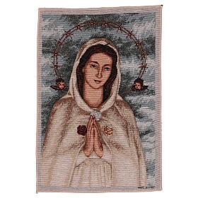 Tapeçaria Rosa Mística 40x30 cm s1