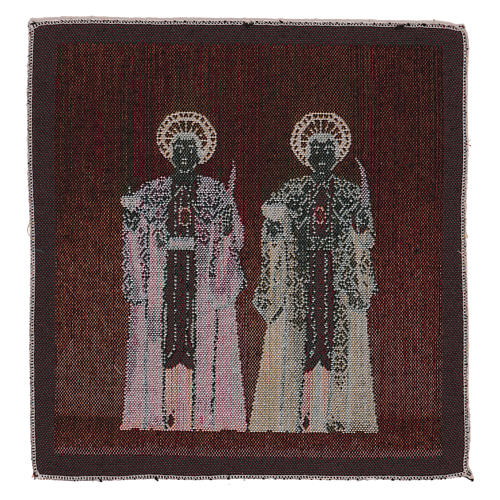 Saint Cosmas and Damian 12x11