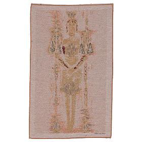 Arazzo Sacra Sindone 50x30 cm s1