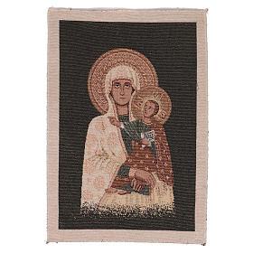 Arazzo Beata Vergine 40x30 cm s1