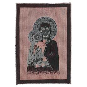 Arazzo Beata Vergine 40x30 cm s3