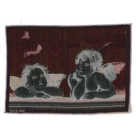 Arazzo Angeli di Raffaello 30x40 cm s3