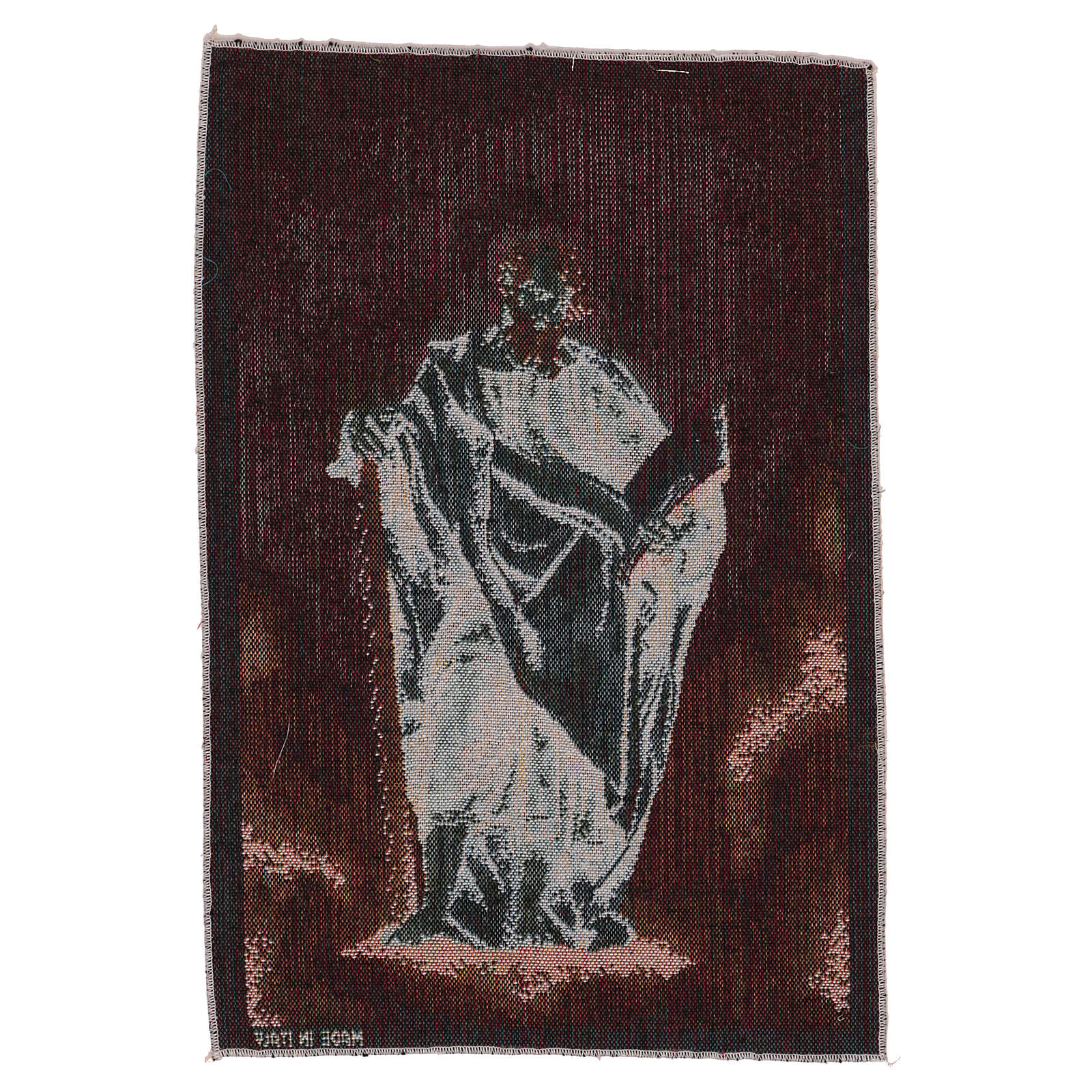 Arazzo San Simone Apostolo 40x30 cm 3