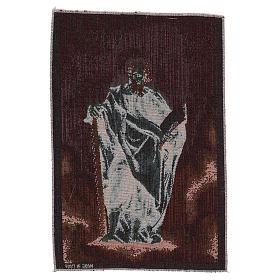 Arazzo San Simone Apostolo 40x30 cm s3